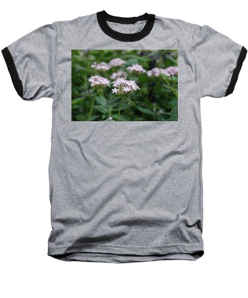 Baseball T-Shirt featuring the photograph Purple Flower by Jennifer Ancker