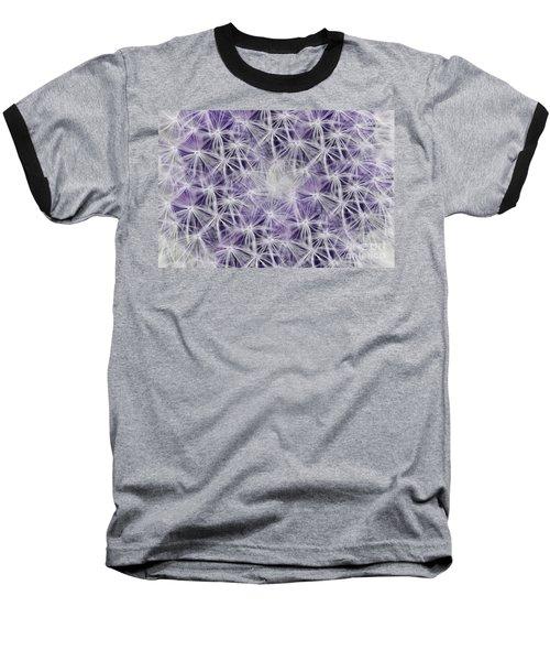 Purple Wishes Baseball T-Shirt
