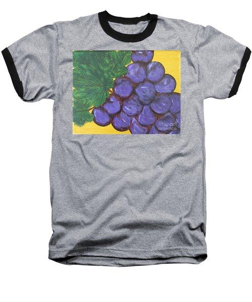 Purplest Purple Baseball T-Shirt