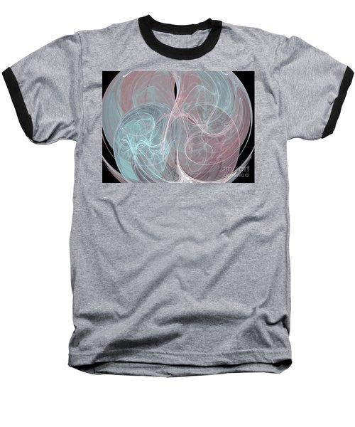 Baseball T-Shirt featuring the digital art Quadrant by Kim Sy Ok