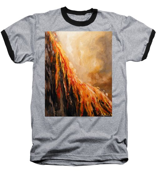 Quite Eruption Baseball T-Shirt