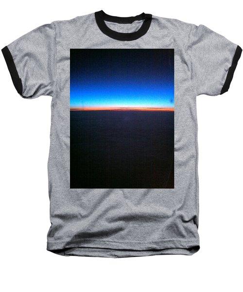 Rainbow Atlantic Baseball T-Shirt