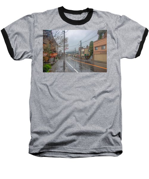 Rainy Day Nikko Baseball T-Shirt