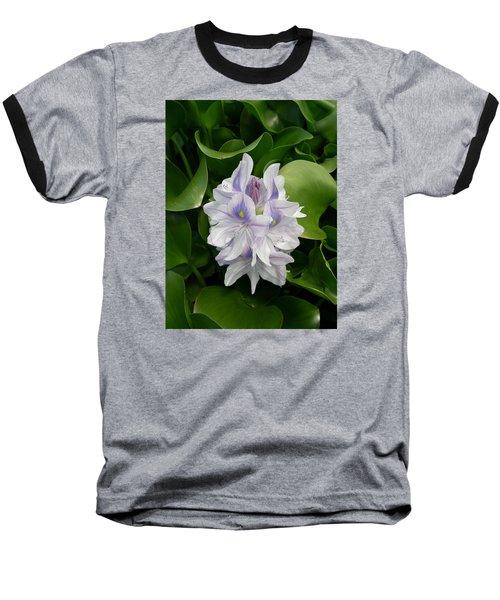 Baseball T-Shirt featuring the digital art Rare Hawain Water Lilly by Claude McCoy