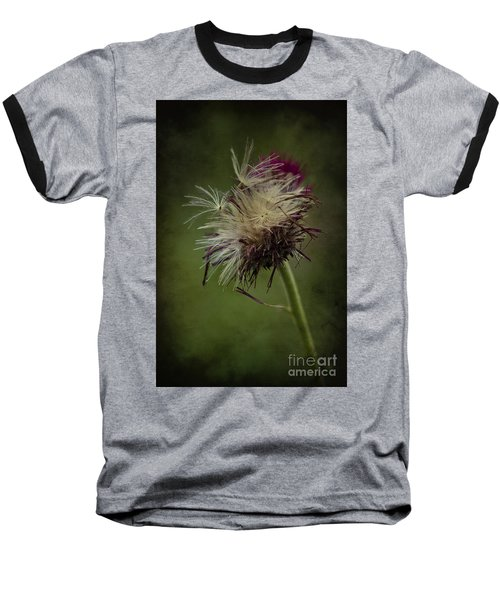 Baseball T-Shirt featuring the photograph Ready To Fly Away... by Clare Bambers