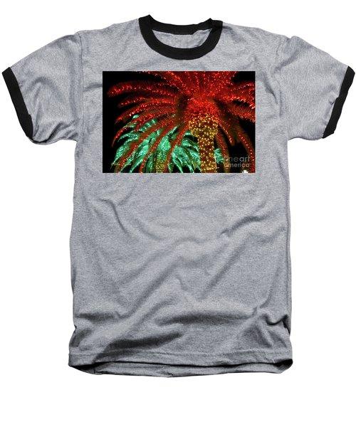 Red Palms Baseball T-Shirt