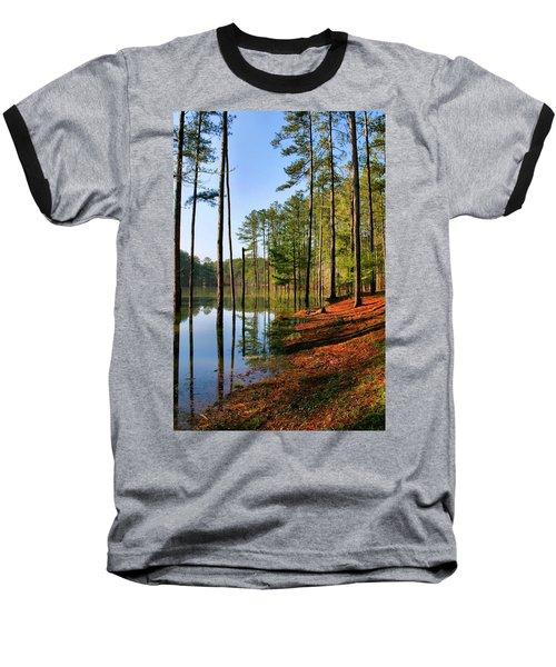Red Top Mountain Baseball T-Shirt