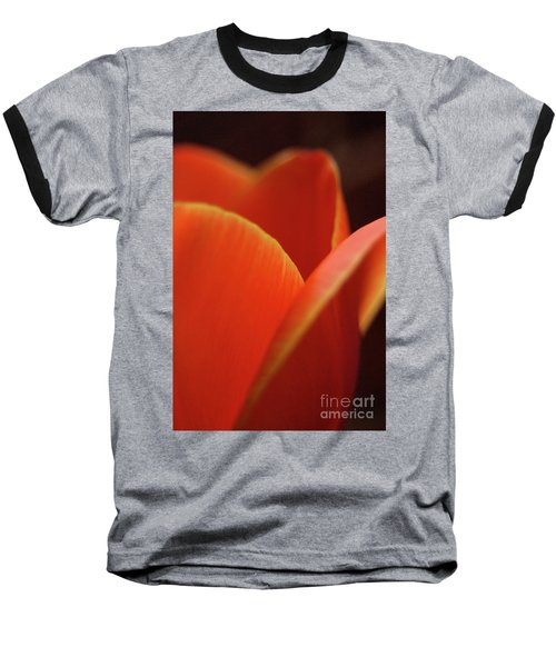 Baseball T-Shirt featuring the photograph Red Tulip by Jeannette Hunt