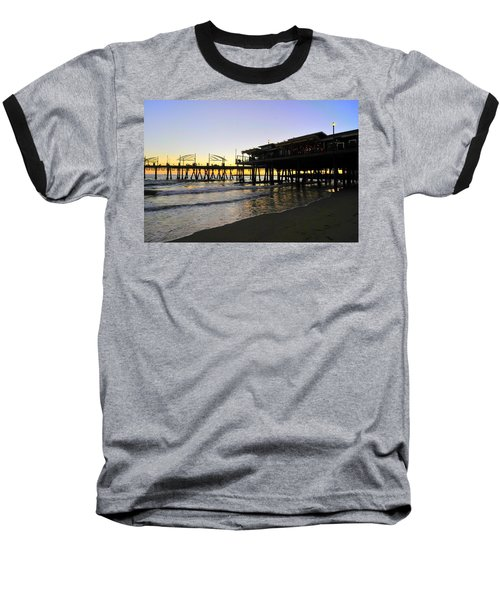 Redondo Pier South Baseball T-Shirt
