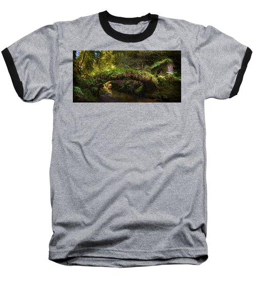 Reelig Bridge And Grotto Baseball T-Shirt
