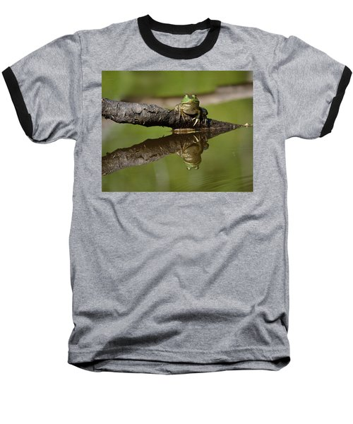 Reflecktafrog Baseball T-Shirt