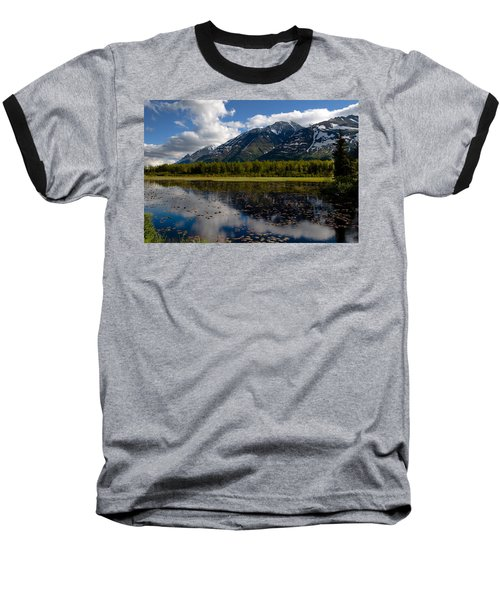 Reflections Baseball T-Shirt