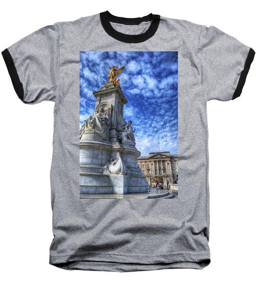 Regina Imperatrix 2.0 Baseball T-Shirt