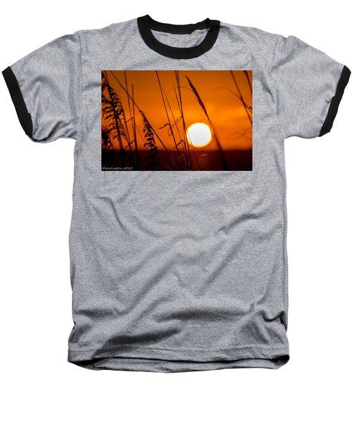 Relaxed Baseball T-Shirt by Shannon Harrington