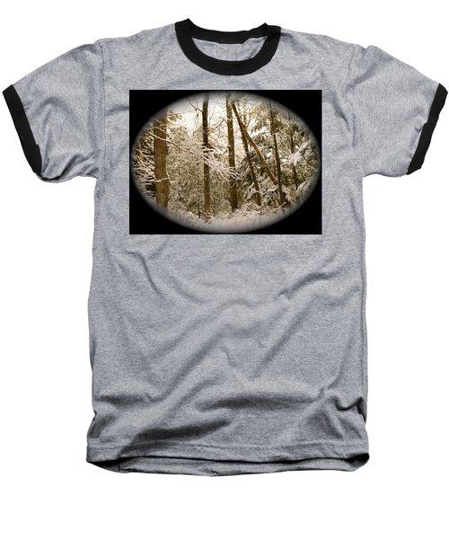 Remembering Narnia Baseball T-Shirt
