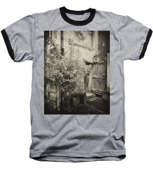 Baseball T-Shirt featuring the photograph Renovation by Hugh Smith