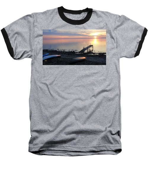 Restful Waters Baseball T-Shirt