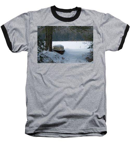 Resting For The Season Baseball T-Shirt