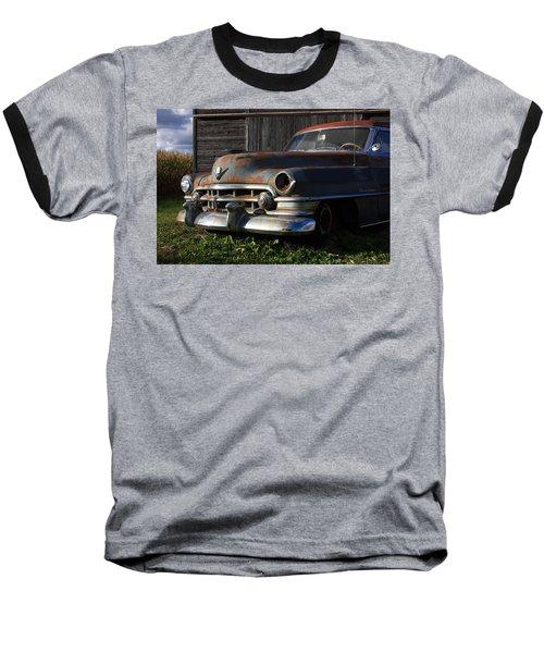 Retired Baseball T-Shirt by Lyle Hatch