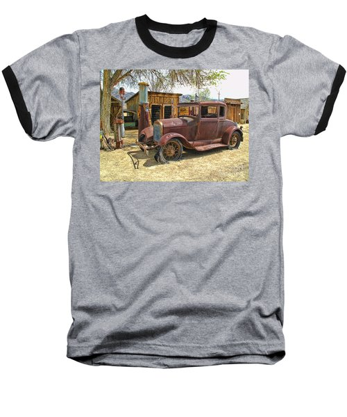 Retired Model T Baseball T-Shirt