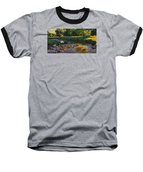 Riffles - First Light Baseball T-Shirt