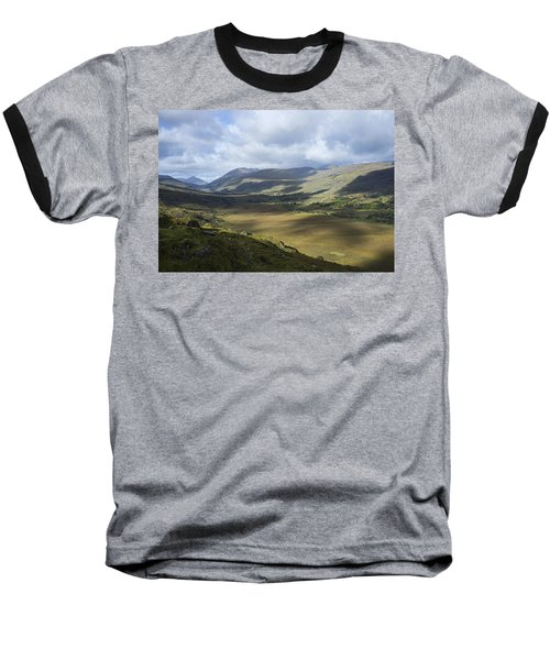 Baseball T-Shirt featuring the photograph Ring Of Dingle by Hugh Smith