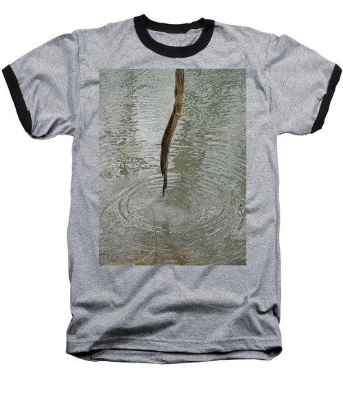 Baseball T-Shirt featuring the photograph Ripples by Tiffany Erdman