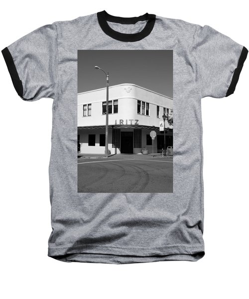 Ritz Building Eureka Ca Baseball T-Shirt