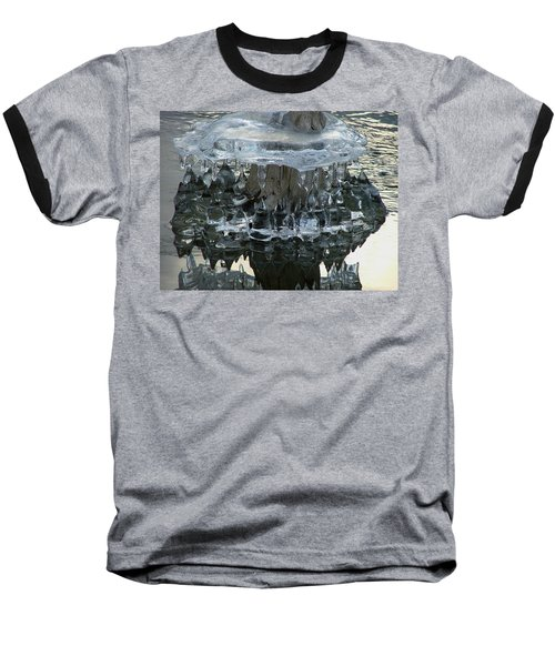 River Ice Baseball T-Shirt