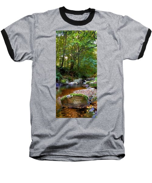 River In Cawdor Big Wood Baseball T-Shirt