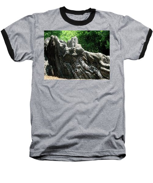 Baseball T-Shirt featuring the photograph Rock Formation 2 by Maria Urso