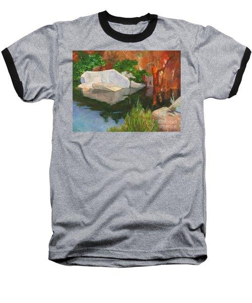 Rockport Quarry Reflection Baseball T-Shirt
