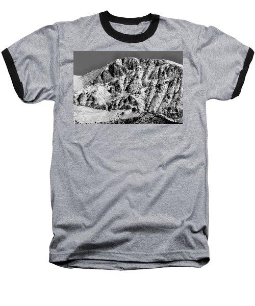 Rocky Mountain Ridges Baseball T-Shirt