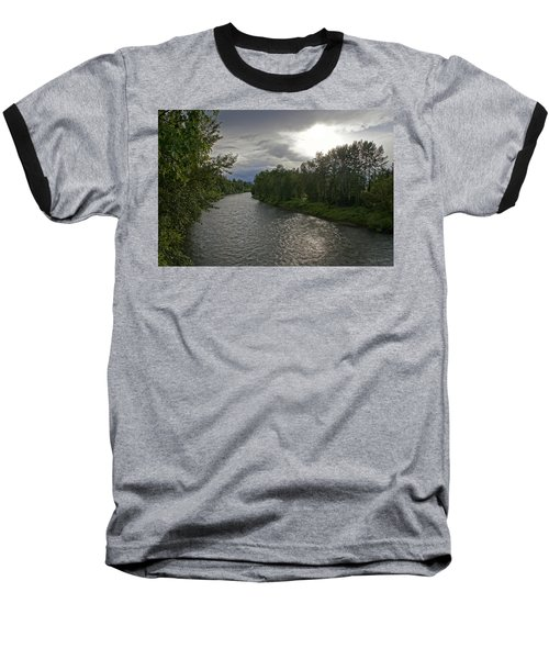 Rogue River In May Baseball T-Shirt