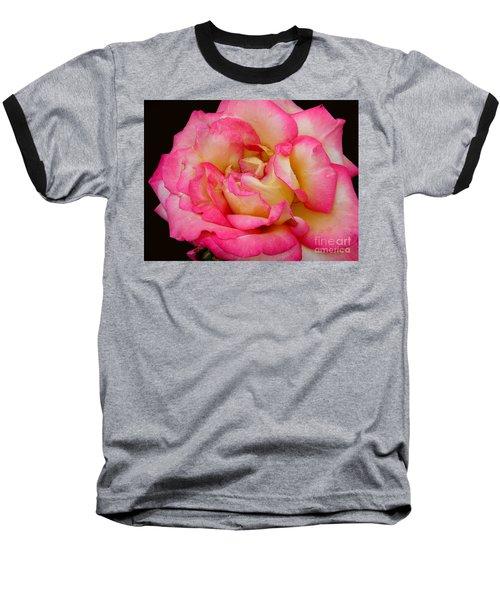 Rose 2 Baseball T-Shirt