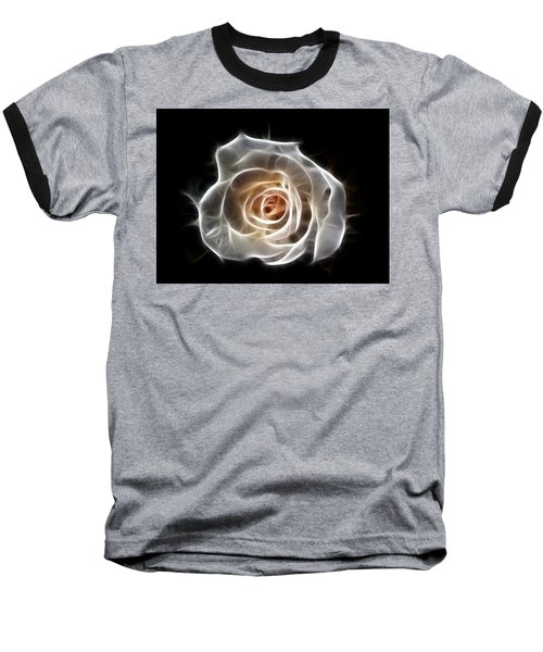 Rose Of Light Baseball T-Shirt
