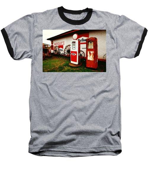 Rural Roadside Antiques Baseball T-Shirt