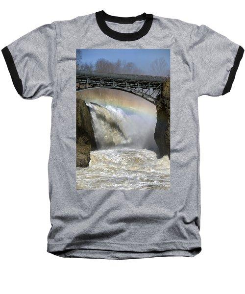 Rushing Waters Baseball T-Shirt
