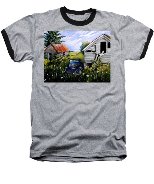 Rustic Partners Baseball T-Shirt