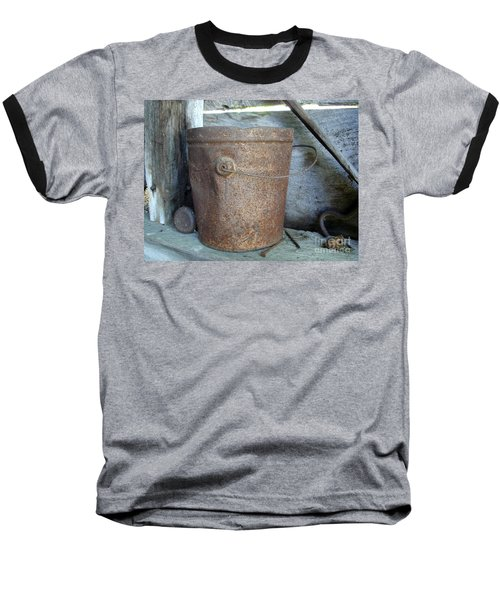 Rusty Bucket Baseball T-Shirt
