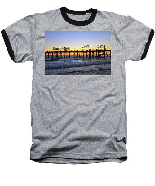 Sail Walk Baseball T-Shirt
