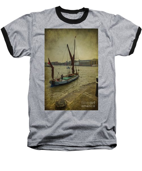 Baseball T-Shirt featuring the photograph Sailing Away... by Clare Bambers