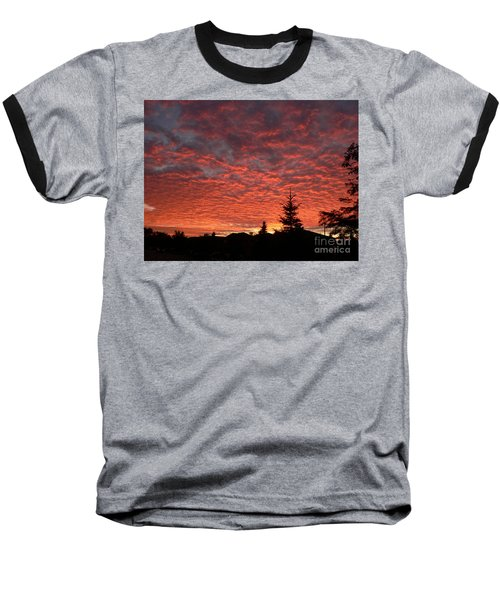 Baseball T-Shirt featuring the photograph Sailor's Delight by Laurel Best