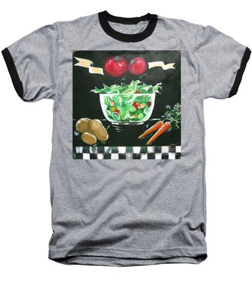 Salad Bowl Baseball T-Shirt
