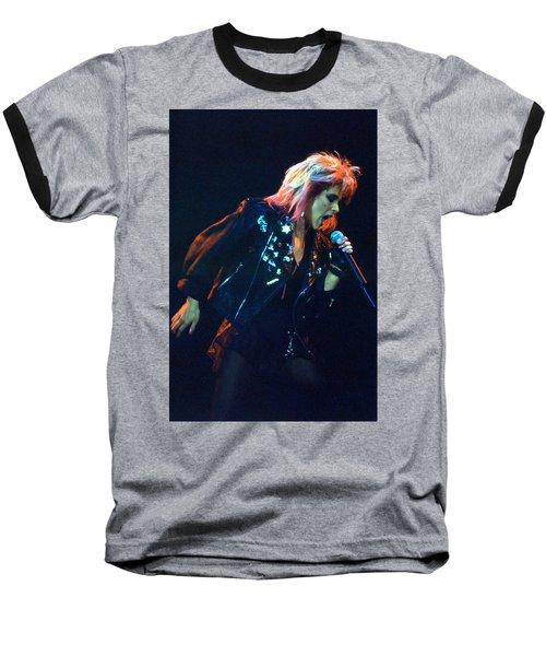 Samantha Fox Baseball T-Shirt