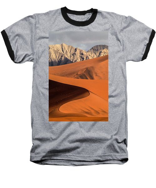 Sand And Stone Baseball T-Shirt