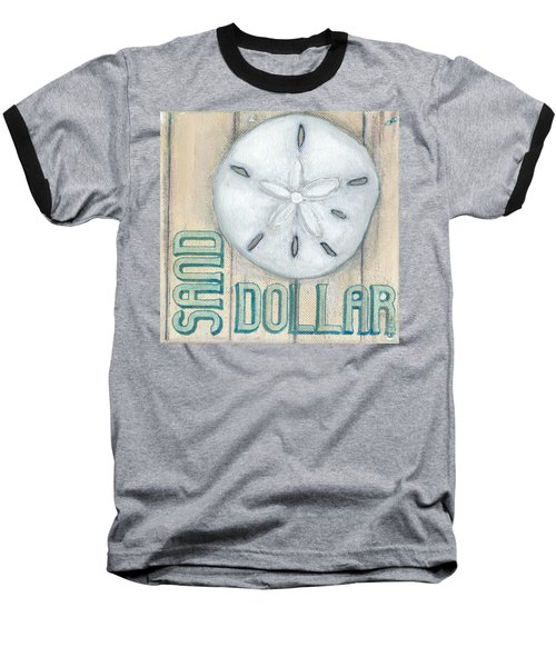 Sand Dollar Baseball T-Shirt