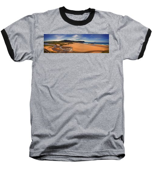 Sandwood Bay Baseball T-Shirt