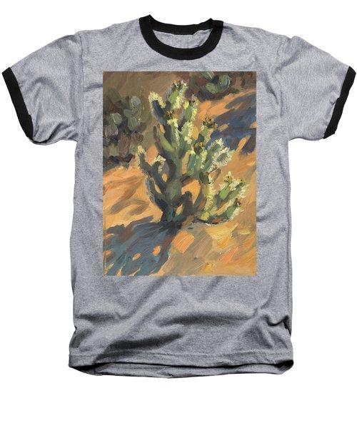 Santa Rosa Cholla Baseball T-Shirt