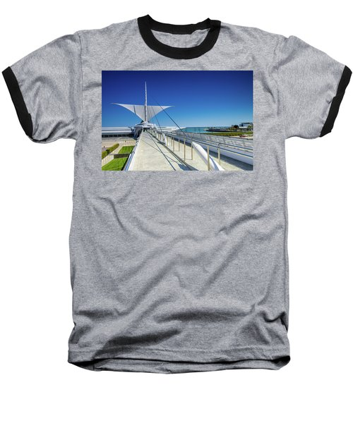Santiago's Briese Soleil Baseball T-Shirt by Jonah  Anderson